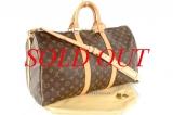 S Túi du lịch Louis Vuitton 50 màu nâu M41416
