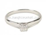 Nhẫn Tiffany&Co kim cương 0.30ct size 17