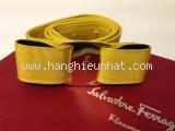 MS3313 Thắt lưng Ferragamo màu vàng