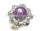 Nhẫn kim cương sapphire 10.30ct