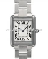 S Đồng hồ Cartier tank solo nữ