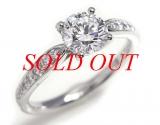 Nhẫn kim cương Tiffany&Co 0.78ct