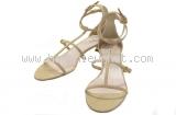S Sandal Miu miu size 38 1/2