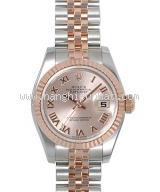 NEW Đồng hồ Rolex nữ 179171 PG/SS la mã