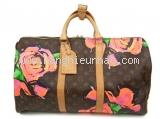 Túi Louis Vuitton du lịch 50 màu nâu M48605