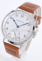 Đồng hồ Hamilton dây da nâu