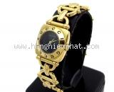 Đồng hồ Gucci 6400L màu vàng