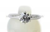 Nhẫn Tiffany&Co PT950 kim cương 0.72ct