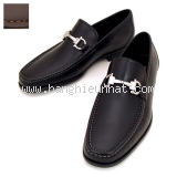 NEW Giày Ferragamo nam MAGNIFICO đen size 8.5