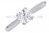 Nhẫn Harry Winston kim cương 0.50ct size 11