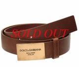 NEW Thắt lưng Dolce&Gabbana size 95 BC3624