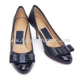 NEW Giày Ferragamo CARLA CUT màu đen