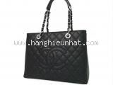 Túi xách Chanel caviar đeo vai đen