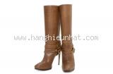 S Boot cao gót Miu Miu size 38 màu nâu