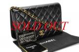 Túi xách Chanel đen 1 dây xích