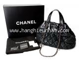Túi xách Chanel màu đen A496