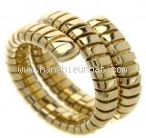 Nhẫn bvlgari hình rắn size 17