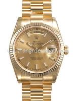 NEW Đồng hồ Rolex day-date 118238 mặt số vạch