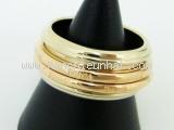 Nhẫn Piaget vàng hai màu size 60 ( 20 )