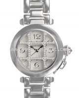 Đồng hồ nữ Cartier pasha grid WG