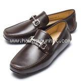 NEW Giày Ferragamo PARIGI của nam hickory
