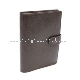 MS4079 Bọc sổ tay Louis Vuitton taiga nâu CA1017