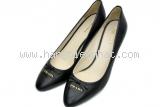 Giày cao gót Prada size 39 màu đen