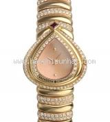Đồng hồ Vacheron Constantin K18YG kim cương Ruby