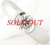 Nhẫn Cartier kim cương 0.57ct
