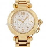 Đồng hồ Cartier pasha YG nam