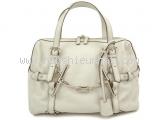 Túi xách Gucci màu trắng 163290