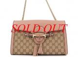 Túi xách Gucci màu hồng 295402