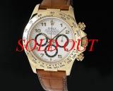 Used Đồng hồ Rolex daytona dây da 16518