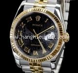 Đồng hồ Rolex Datejust 116233 mặt đen vi tính