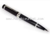 Bút bi Cartier màu đen bạc