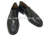 NEW Giày Ferragamo LEW size 7.5 EEE màu đen