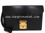 A Túi cầm tay Louis Vuitton epi đen M52612