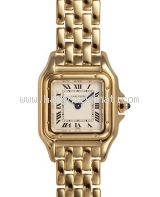 used Đồng hồ cartier panthere nữ YG