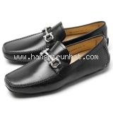 NEW Giày Ferragamo PARIGI đen