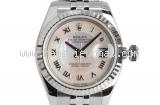 Đồng hồ Rolex datejust 179.174 NR nữ mặt sò