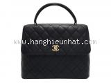 Túi xách Chanel caviar màu đen