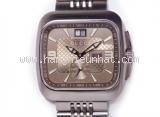 Đồng hồ Gucci 131.3 mặt số nâu của nam