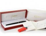 Bút máy Cartier ngòi màu đen