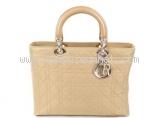 Túi xách Christian Dior màu kem