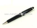 Bút bi Montblanc màu đen bạc