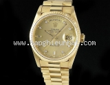 Used Đồng hồ Rolex day-date 18238 nam