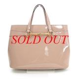 S Túi xách Gucci màu kem hồng 319795