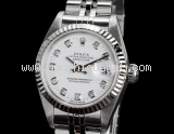 Đồng hồ Rolex nữ datejust kim cương 79174G