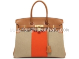 NEW Túi hermes birkin 35 flag