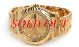 Used Đồng hồ Rolex day-date II 218238